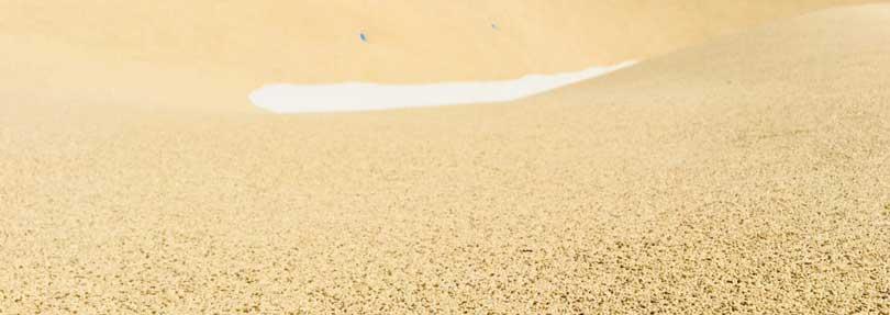 revetement piscine effet sable