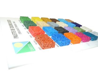 Palette Coloris EPDM DIECO