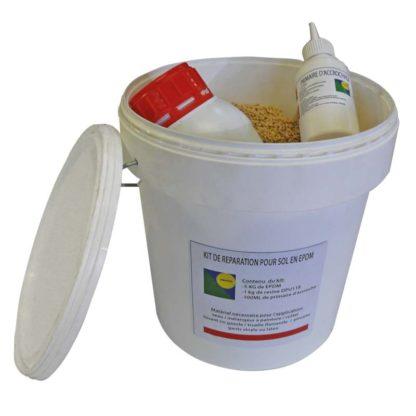 kit de réparation pour sol en EPDM