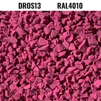 Granulats d'EPDM RAL4010