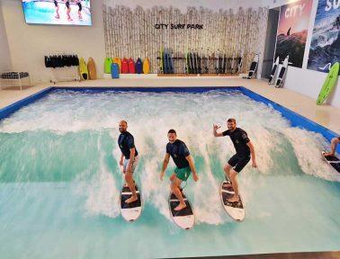 DIECO surfe sur la vague des centres sportifs aquatiques